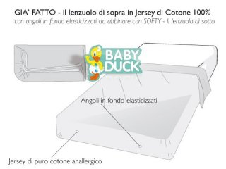 SOFTY GIA' FATTO 45X90