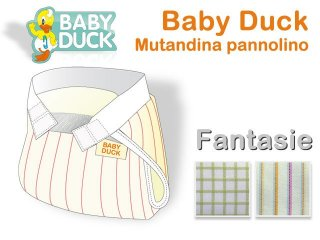 POPLY MUTANDINA BABY 3� 12-18 MESI